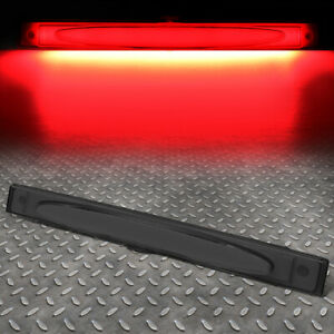 led Strip for 05 13 Chevy Corvette Third 3rd Tail Brake Light Stop Lamp Smoked