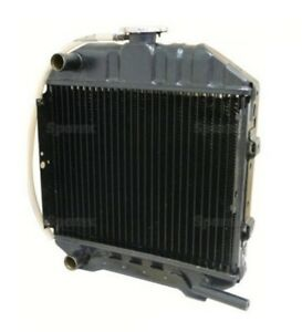 Sba310100211 Radiator With Cap For Ford Tractor 1300