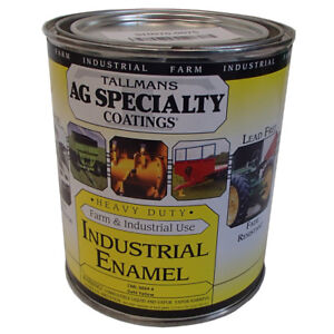 Quart Of Yellow Paint High Quality Enamel For Gehl Skid Loader