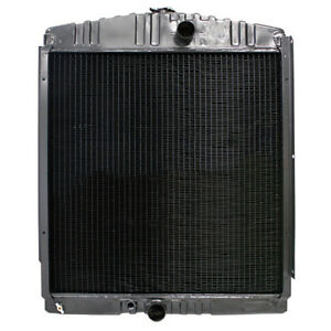 Ah78888 New Radiator Made To Fit Jd 6600 Combine 329 Cubic Inch Power Units