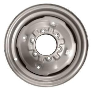 8n1015d 16 6 Hole Front Wheel Rim For Ford Tractor 8n Naa Jubilee 600 800