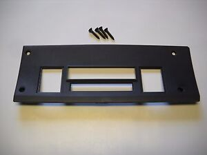 Mopar 68 69 Road Runner Gtx Radio Face Plate Bezel New