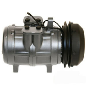Compressor With Clutch For John Deere 4420 4425 4435 6620 6622 7720 7722 Ty6626