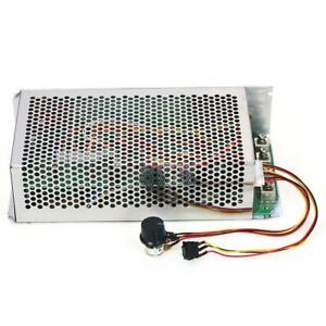 Dc 10v 50v 5000w 200a Programmable Pwm Dc Motor Adjustable Speed Controller A7t3