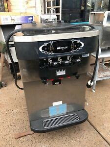 Taylor C723 33 3 Phase Water Cooled Soft Serve Ice Cream Machine Used
