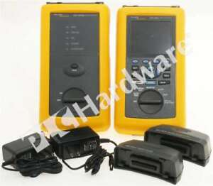 Fluke Dsp 4300 Digital Cable Analyzer Tester Cat5 Cat6