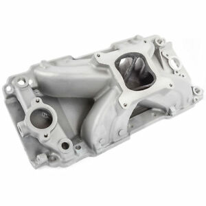 Speedmaster Chevy Bbc 402 427 454 Shootout Oval Port High Rise Intake Manifold