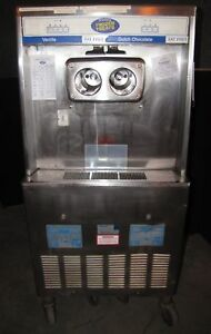 Taylor Y754 27 Soft Serve Two Flavor Ice Cream Machine 2203