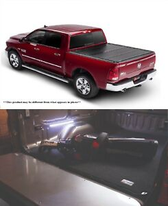 Bak Industries Bakflip F1 Cover 18 Motion Led Light For Tundra With 66 7 Bed