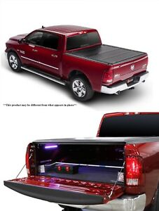 Bak Industries Bakflip F1 Cover 12 Led For Toyota Tundra With 74 3 Bed