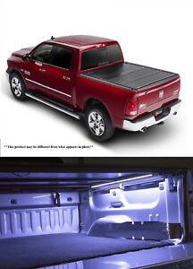 Bak Industries Bakflip F1 Cover 39 Led For Toyota Tundra With 78 7 Bed