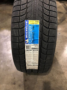 2 New 275 40 20 Michelin Latitude X ice Xi2 Snow Tires