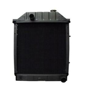 Radiator For Ford New Holland Tractor 4500 5000 Others 86531508 C5nn8005n