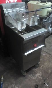 Keating gas Deep Fryer restaurant Equipment
