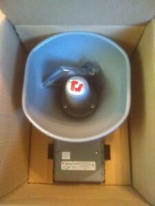 Federal Signal Selectone Model 300 Speaker Audible Tone