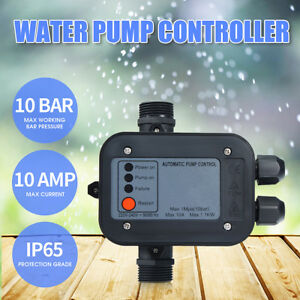 220v Automatic Pump Pressure Controller Electronic Switch Control For Water Pump