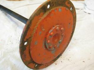 Antique Vintage Ford 9n Tractor Rear Axle Bearing