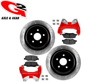 G2 Core Rear Big Brake Kit For Jeep Wrangler Jk Jku 2007 2018 79 2052 1
