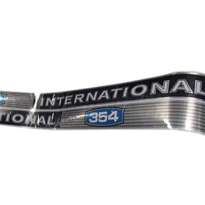 I301h Hood Decal Set For International Tractor 354