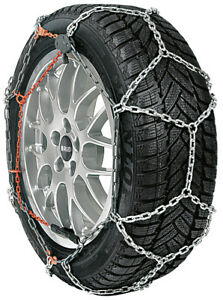 Rud Car Grip Snow Tire Chains Size P225 55r15
