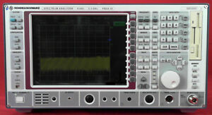 Rohde Schwarz Fsea20 Spectrum Analyzer 9khz To 3 5ghz