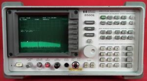 Hp Agilent 8560e Spectrum Analyzer 30 Hz To 2 9 Ghz