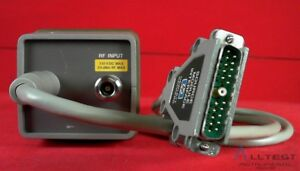 Hp Agilent 83554a Millimeter wave Source Module 26 5 Ghz To 40 Ghz