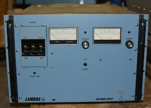 Lambda Tdk Emi Tcr20t500 20 Volt 500 Amp 10 Kw Dc Power Supply