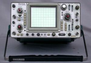Tektronix 475a Dual Trace With Dc To 250mhz Bandwidth