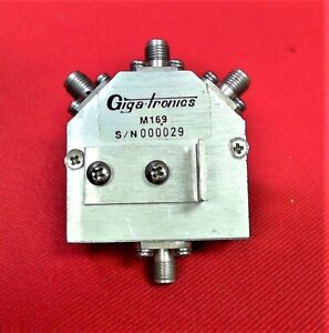 Gigatronics M169 Internal Waveguide Switch