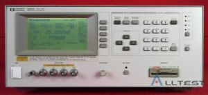 Hp agilent keysight 4284a Precision Lcr Meter 20hz 1mhz