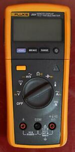 Fluke 233 Fluke 233 Remote Display Digital Multimeter