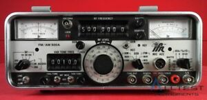 Ifr marconi 500a Communications Service Monitor