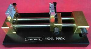 Wiltron 3680k Universal Test Fixture Dc To 40ghz
