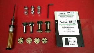 Anritsu 3655e Wr 12 Waveguide Calibratio n Kit Wr 12 Waveguide Calibratio n Kit