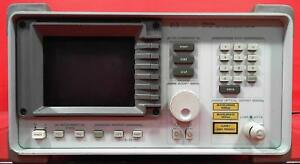 Hp Agilent Keysight 8145a Optical Time Domain Reflectometer