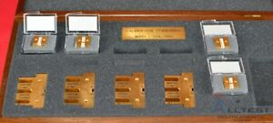 Inter continental Microwave Tosl 3001 a0104416b Calibration Standards Kit