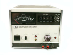 Hp Agilent Keysight 6114a Precision Dc Power Supply
