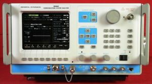 General Dynamics R2600d Communications System Analyzer