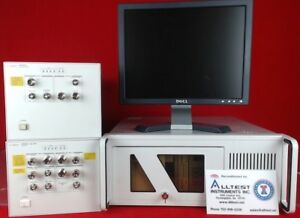 Hp Agilent Keysight Phase Noise Test System 50 Khz To 18 Ghz