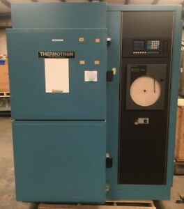 Thermotron Ats 100 v ln2 Vertical Thermal Shock Chamber