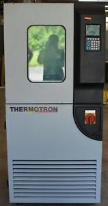 Thermotron S 8 7800 Environmental Test Chamber 70 c To 180 c 30144