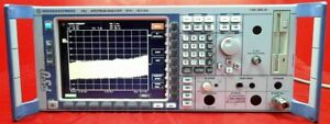 Rohde Schwarz Fsu26 Spectrum Analyzer Options B4 K7 B23 B23 100096
