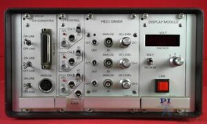 Physik Instrumente P 864 00 3 Axis Piezo Electric Controller driver 1641091