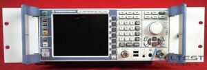 Rohde And Schwarz Fsl6 b5 Spectrum Analyzer 9 Khz To 6 Ghz 100727