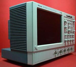 Tektronix Tds5054 Oscilloscope 500mhz 4 channel 5gs s