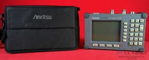 Anritsu S251b 05 Sitemaster Antenna Cable Analyzer