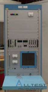 Unholtz dickie Model Ma250 206 Shaker vibration Test System