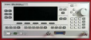 Hp Agilent Keysight 83620l Synthesized Signal Generator 10mhz To 20ghz