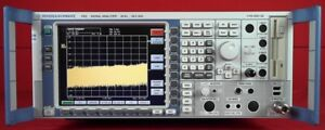 Rohde Schwarz Fsq26 k5 k91 Spectrum Analyzer 20 Hz To 26 5 Ghz 100152